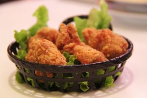 grillowany kurczak