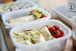dania dietetyczne w pudełkach