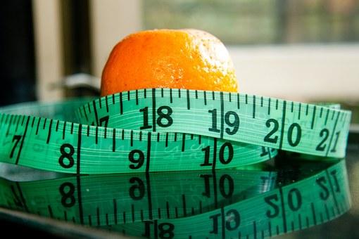 pomarańcz i miarka