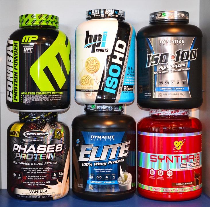 odżywki sportowe