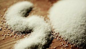 standardowa sól kuchenna